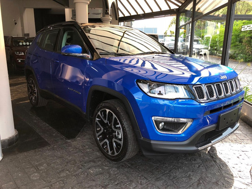jeep compass 2.4 limited plus