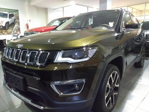 jeep compass 2.4 limited plus ab