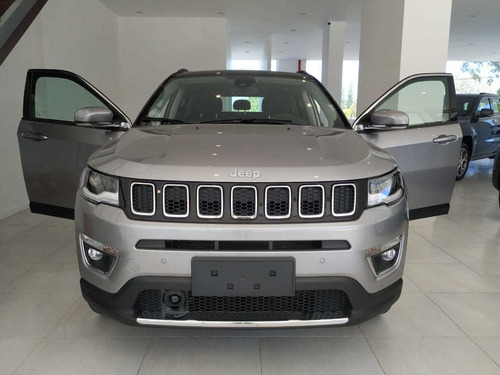 jeep compass 2.4 limited plus at9 4x4