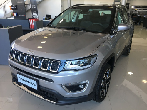 jeep compass 2.4 limited plus at9 4x4 año 2020