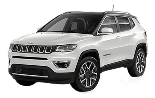 jeep compass 2.4 limited premiu 180hp piel sunroof beats arh