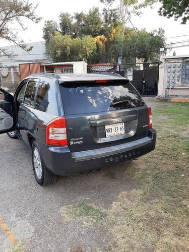 jeep compass 2.4 limited premium cvt 4x4 mt 2007