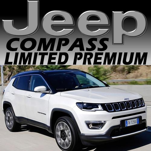 jeep compass 2.4 limited premium techo panoramico piel rhc