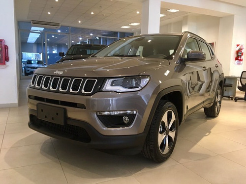 jeep compass 2.4 longitude 4x2 0km 2019 2