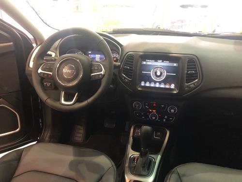 jeep compass 2.4 longitude 4x2 at