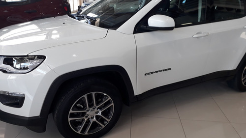 jeep compass 2.4 longitude 4x2 at6
