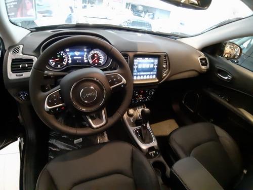 jeep compass 2.4 longitude 4x2 financia 0%interes con jeep -