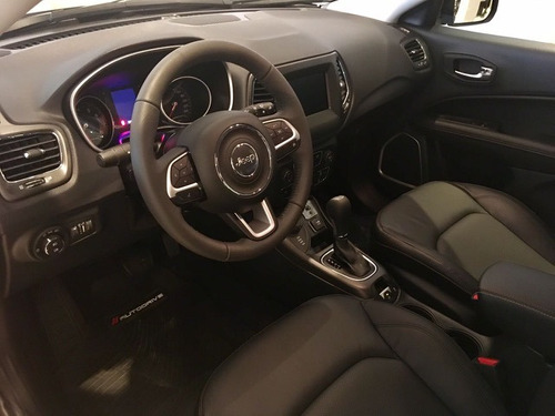 jeep compass 2.4 longitude 4x4 at 9 c/cuero 0km 2018