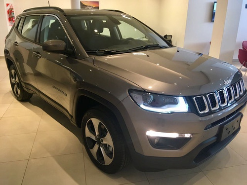 jeep compass 2.4 longitude 4x4 at 9 c/cuero 0km 2018