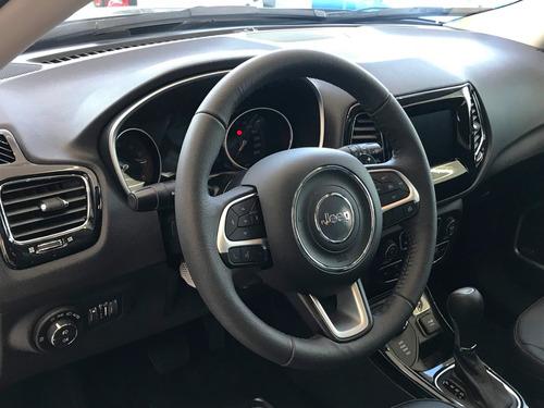 jeep compass 2.4 longitude  4x4 at9