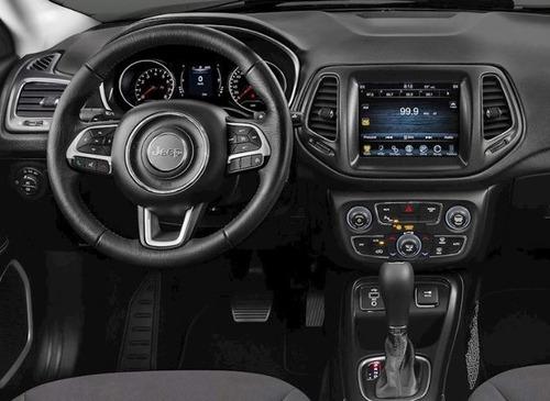 jeep compass -2.4 longitude 4x4 at9 plus- carbon black