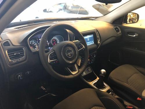 jeep compass 2.4 longitude anticipo y cuotas