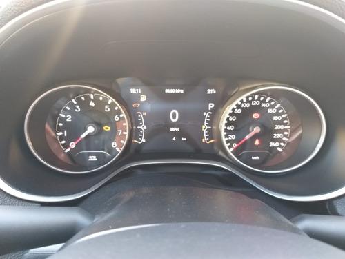 jeep compass 2.4 longitude at 0km
