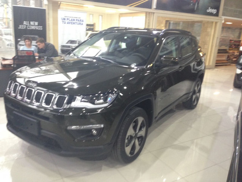 jeep compass 2.4 longitude at6   2020 0km