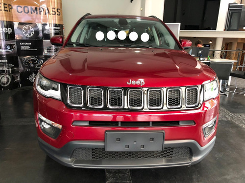jeep compass 2.4 longitude at6 4x2 0km sport cars quilmes