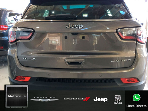 jeep compass 2.4 longitude at6 4x2 linea 2019