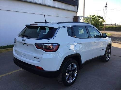 jeep compass 2.4 longitude at6