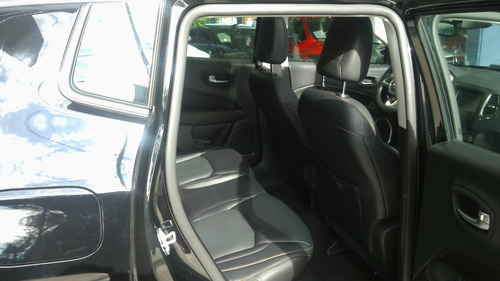 jeep compass 2.4 longitude at6 fwd