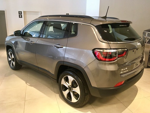 jeep compass 2.4 longitude at9 4x4 concesionario oficial