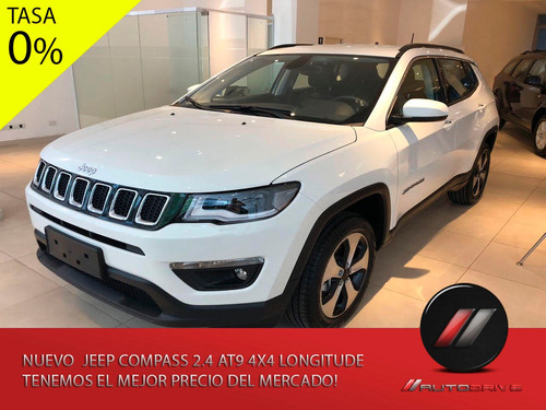 jeep compass 2.4 longitude at9