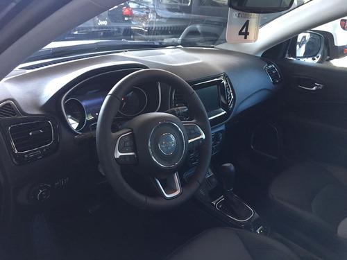 jeep compass 2.4 longitude cuotas 0% jeep credit