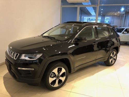 jeep compass 2.4 longitude manual 2020 0km financiado 100%