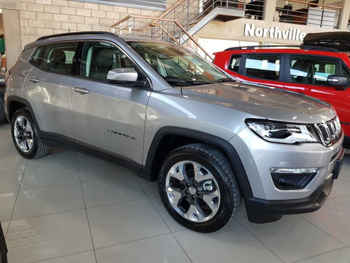 jeep compass 2.4 longitude my19