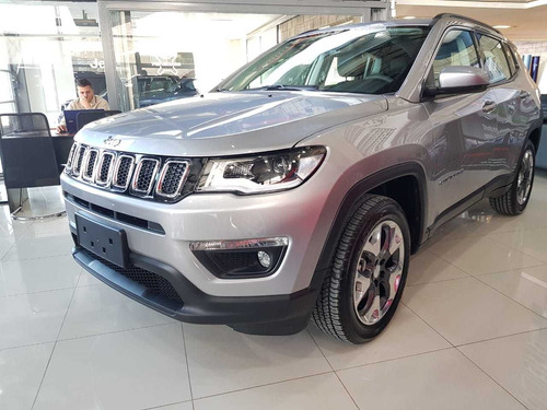jeep compass 2.4 longitude my20