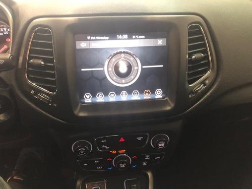 jeep compass 2.4 longitude plan gobierno
