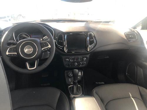 jeep compass 2.4 longitude plus 0km 4x4 at9