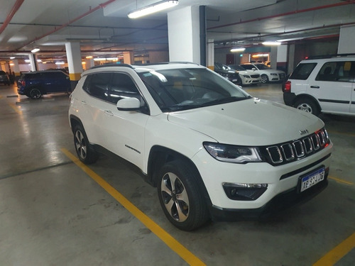 jeep compass 2.4 longitude plus 2017