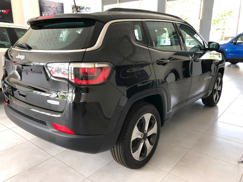 jeep compass 2.4 longitude plus 2018 0km sport cars la plata