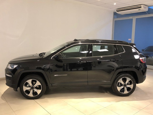 jeep compass 2.4 longitude plus 2019 0anticipo y cuotas