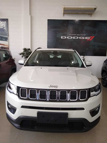 jeep compass 2.4 longitude plus 4x4 at9
