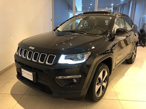 jeep compass 2.4 longitude plus anticipo mínimo