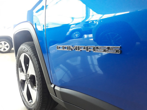jeep compass 2.4 longitude plus at9 0km 2018 0km 2018