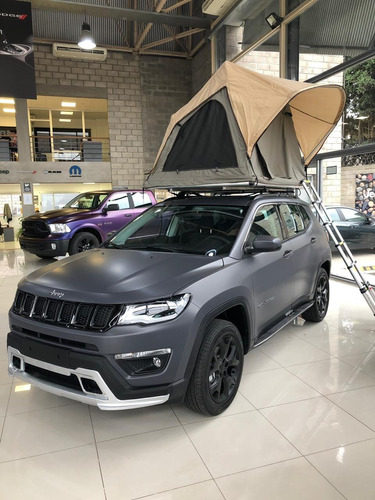 jeep compass 2.4 longitude plus con accesorios