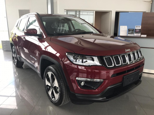 jeep compass 2.4 longitude plus con techo 4x4 at9 2019
