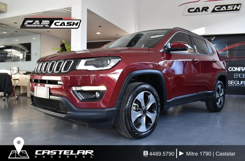 jeep compass 2.4 longitude plus con techo - carcash