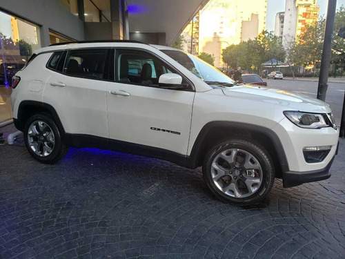 jeep compass -2.4 longitude - todo terreno