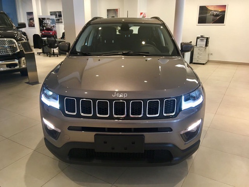 jeep compass 2.4 longitude4x4 0km 2019