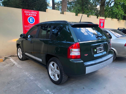 jeep compass 2.4 mt limited 4x4.