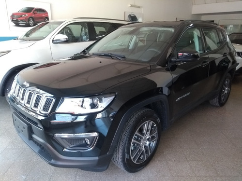jeep compass 2.4 sport 4x2 at 5p