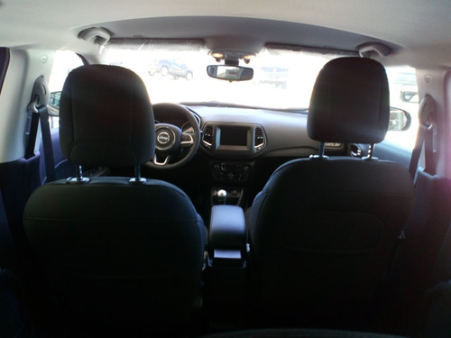 jeep compass 2.4 sport 4x2  mt6