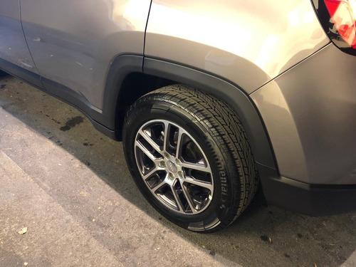 jeep compass 2.4 sport anticipo minimo + cuotas 0%