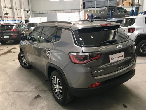 jeep compass 2.4 sport at6 anticipo $502.000+ cuotas
