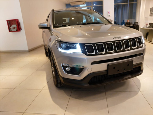 jeep compass 2.4 sport at6 anticipo mínimo