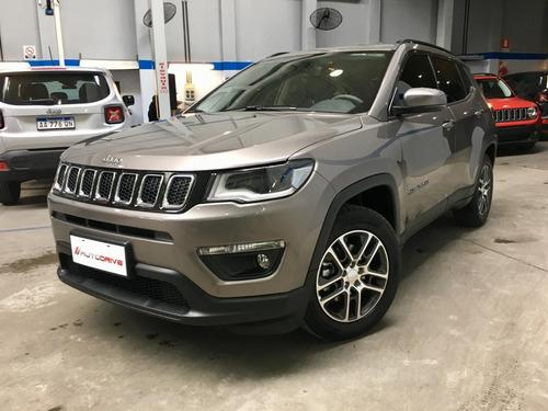 jeep compass 2.4 sport at6 tasa 0% financiamiento jeep