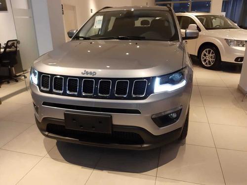 jeep compass 2.4 sport aut 0km 2020 100% financiado