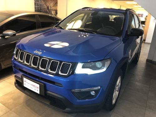 jeep compass 2.4 sport financiada